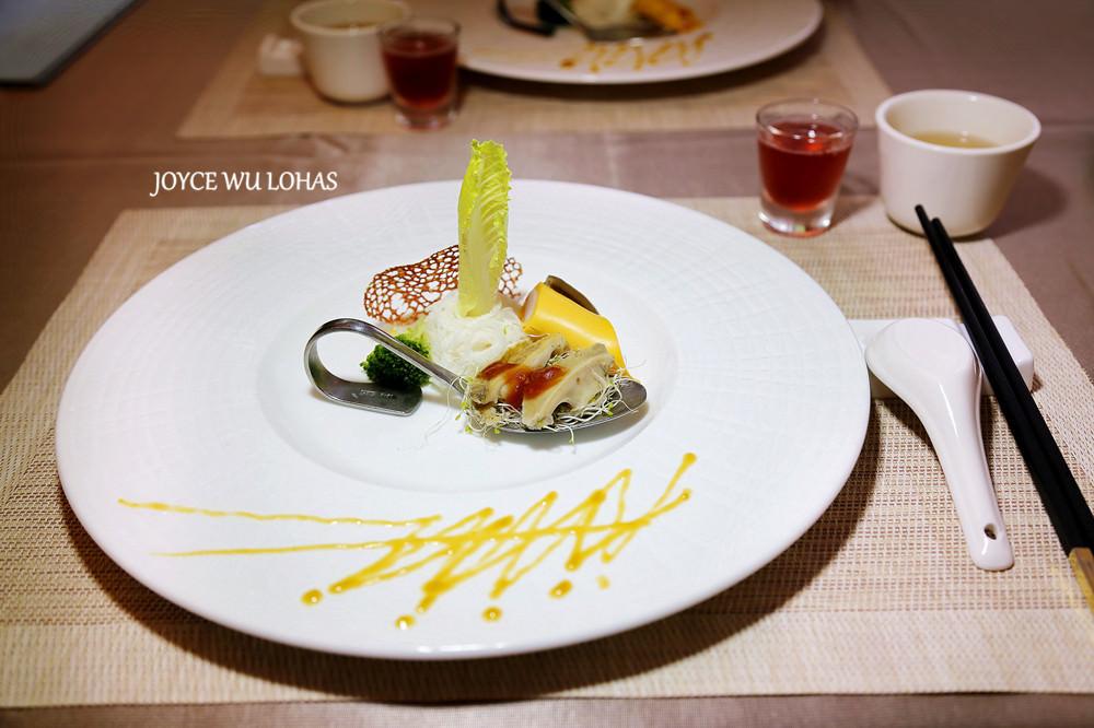 """[中式] """"花苑中餐廳"""" 美人溫泉後的西式午宴  (台東知本金聯世紀酒店。知本溪旁) ♥ JoyceWu。食記"""