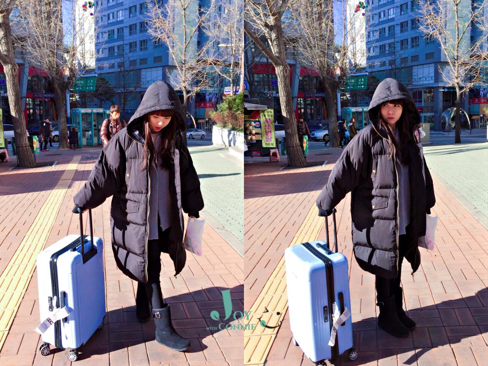 空姐們都推薦的 CENTURION 高CP值輕巧行李箱 ♥ 小Connie愛夢遊。開箱文