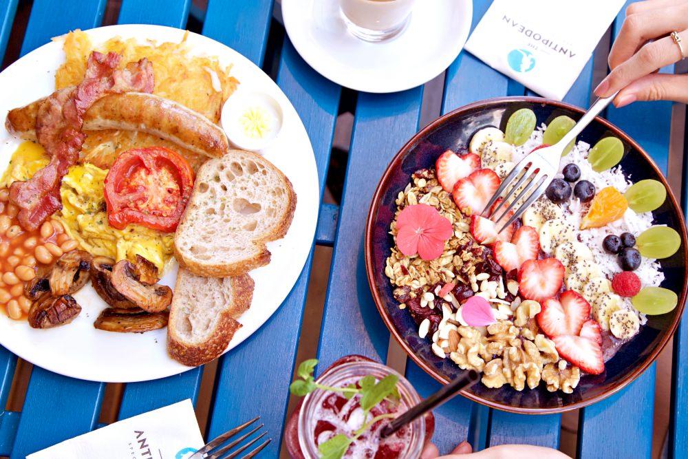 大直內湖科學園區不限時♥The Antipodean 澳洲風咖啡廳♥早餐 早午餐 下午茶 輕食 甜點(捷運港墘站)♥ Joyce食尚樂活。食記