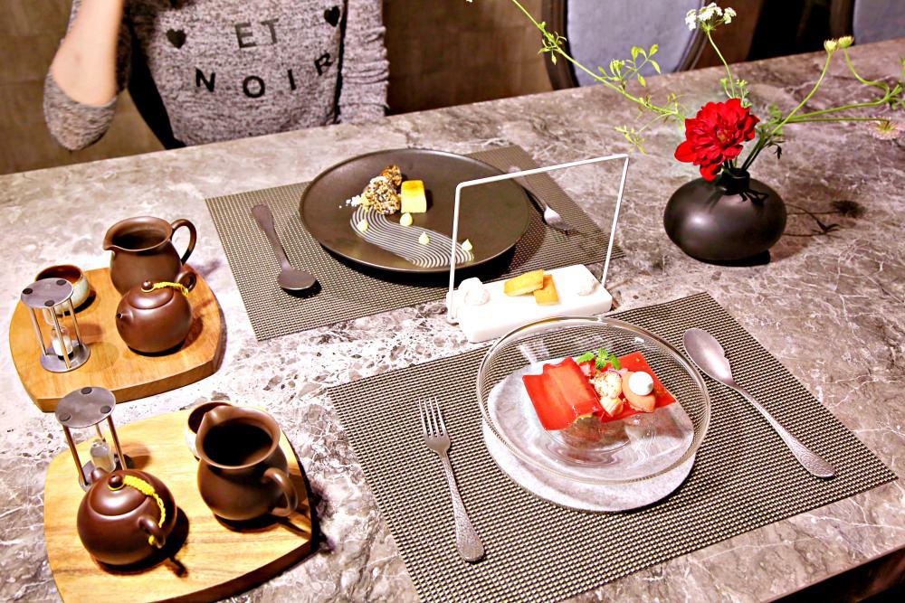 Orchid Restaurant 蘭餐廳♥擁有東方靈魂的法式料理  2訪推薦春季新菜單! 牛排 情人節求婚生日餐(信義區/捷運信義安和站)♥ JoyceWu。食尚樂活。食記