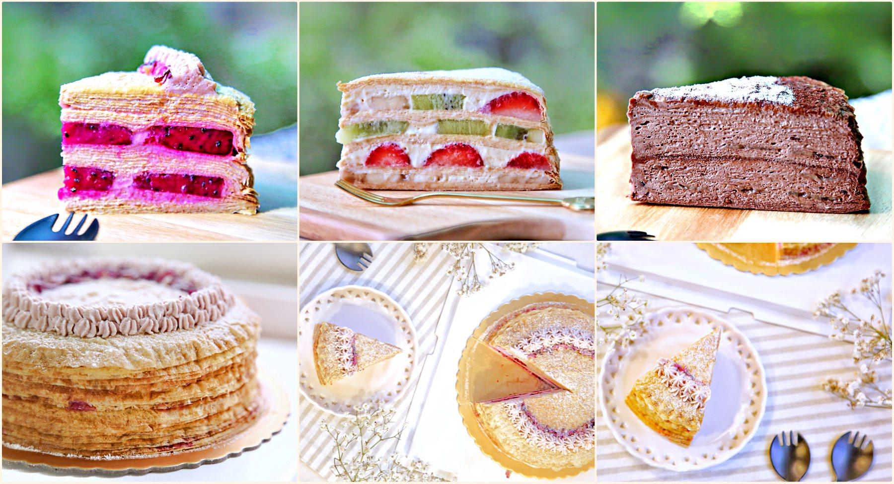 [臉書隱藏版]稍甜 SyrupLess ♥ 台灣的HARBS 水果手工千層蛋糕 抹茶甜點 每日限量網購甜點 需預約制搶購! ♥ Joyce食尚樂活。餐桌記