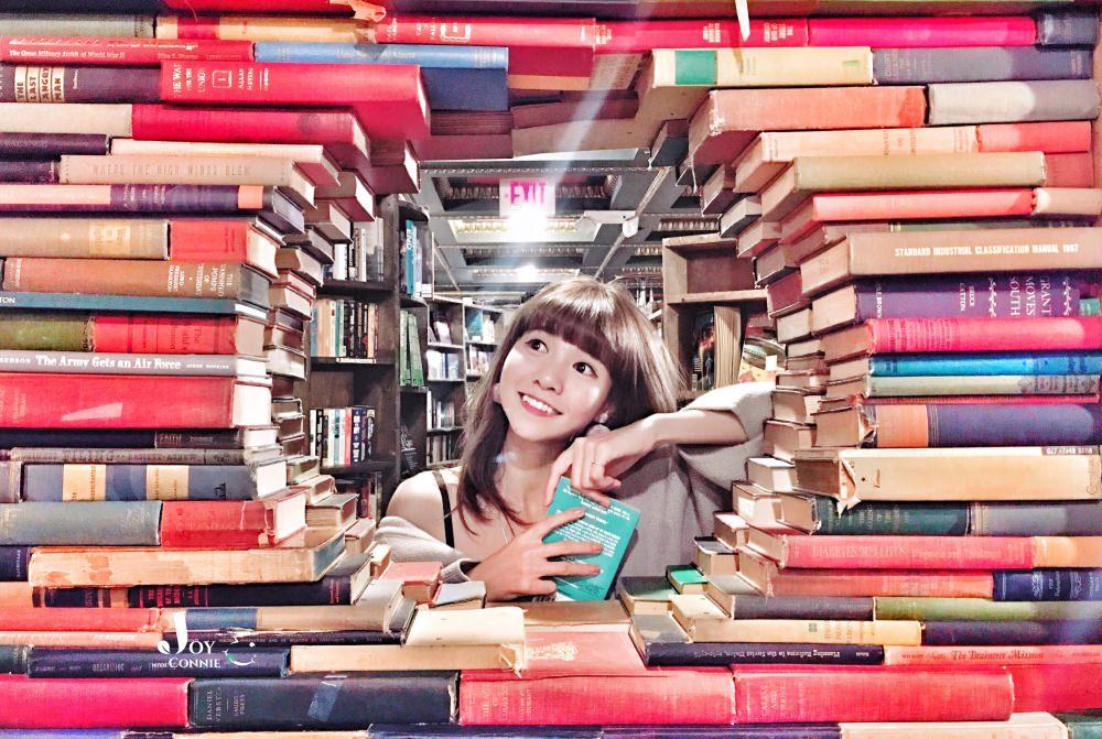 [美國洛杉磯-景點推薦] 愛書人的天堂『The Last Bookstore 最後一間書店』 加州 LA Downtown 最大書店 ♥ 小Connie愛夢遊。遊記