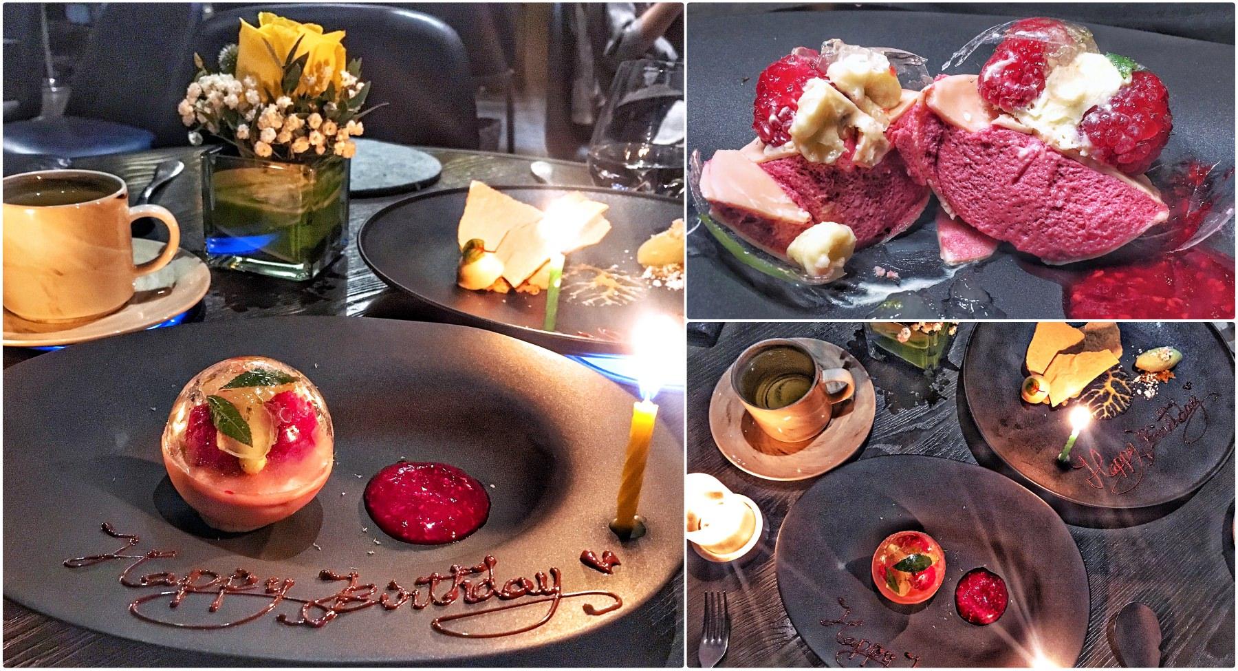 Orchid Restaurant 蘭餐廳♥擁有東方靈魂的法式料理  3訪推薦秋季新菜單! 牛排 情人節求婚生日餐(信義區/捷運信義安和站)♥ JoyceWu。食尚樂活。食記