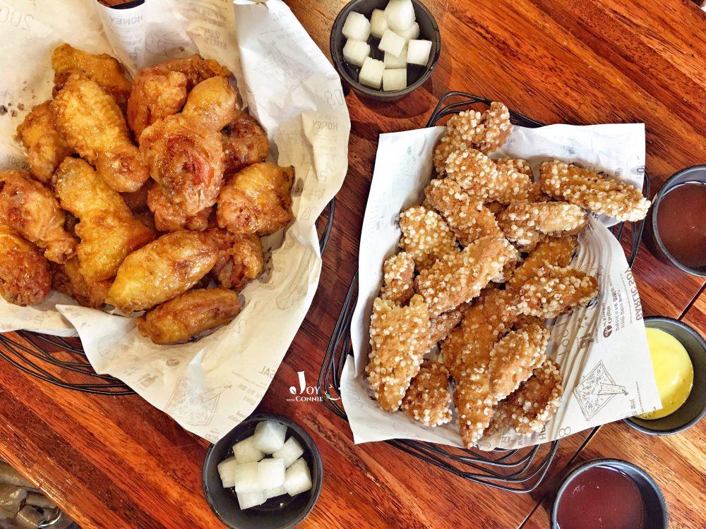 [韓國首爾-美食餐廳]必吃蜂蜜炸雞『橋村炸雞 교촌치킨』李敏鎬代言 KyoChon 連鎖炸雞店 ♥ 小Connie愛夢遊。遊記食記