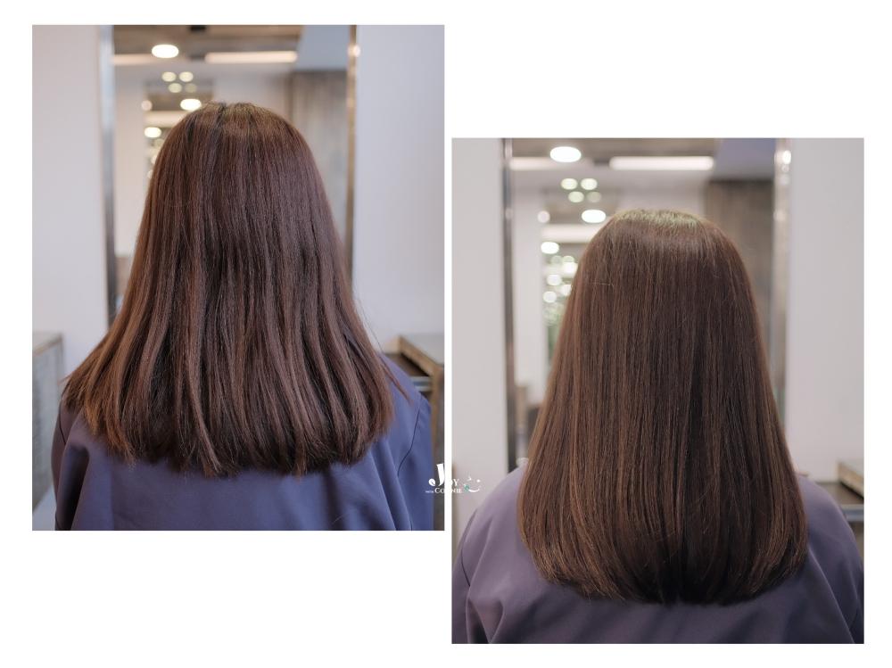 中山區染髮修復髮質