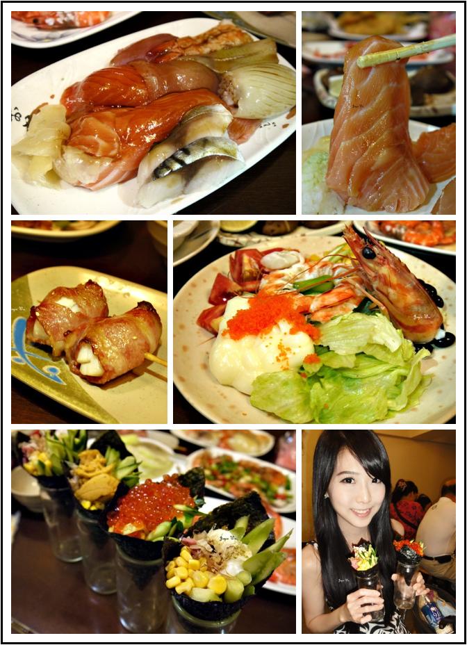 [日式] 超人氣♥三味食堂 平價美味 大家都愛的超大生魚片 排隊至少兩小時的美食 (西門町/萬華艋舺/龍山寺站) ♥ JoyceWu。食記