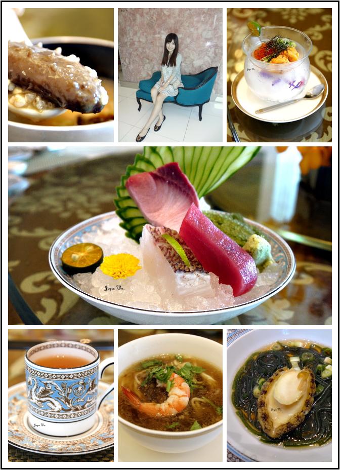 [頂級。台式]  TAIPEI 101 86F Dingxian Seafood Restaurant 頂鮮101美食美景餐廳  全球最高海鮮餐廳  林書豪專案套餐 (信義/101) ♥ JoyceWu。食記