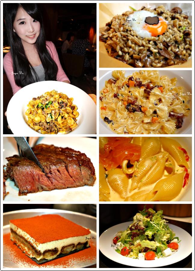 [義式] 鬍子餐酒 Baffi Italian trattoria♥♥讓人留戀的西式小酒館 吃一次就愛上 商業午餐 晚餐 個性餐館 義大利麵 燉飯 牛排 (東區) 二訪♥ JoyceWu。食記