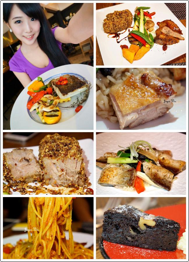 [義式] 一號島廚房 Island1kitchen♥ 義式小酒館 個性餐館 台灣化西餐 麻油雞燉飯 義大利麵 排餐 無低銷 不收開瓶費 (東區/安和路) 二訪 ♥ JoyceWu。食記