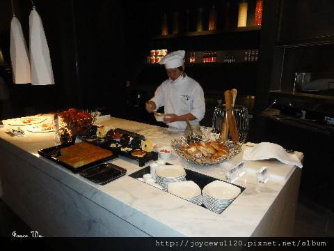 [buffet] ♥  Le Méridien  寒舍艾美酒店  探索廚房 (信義) ♥ JoyceWu。食記