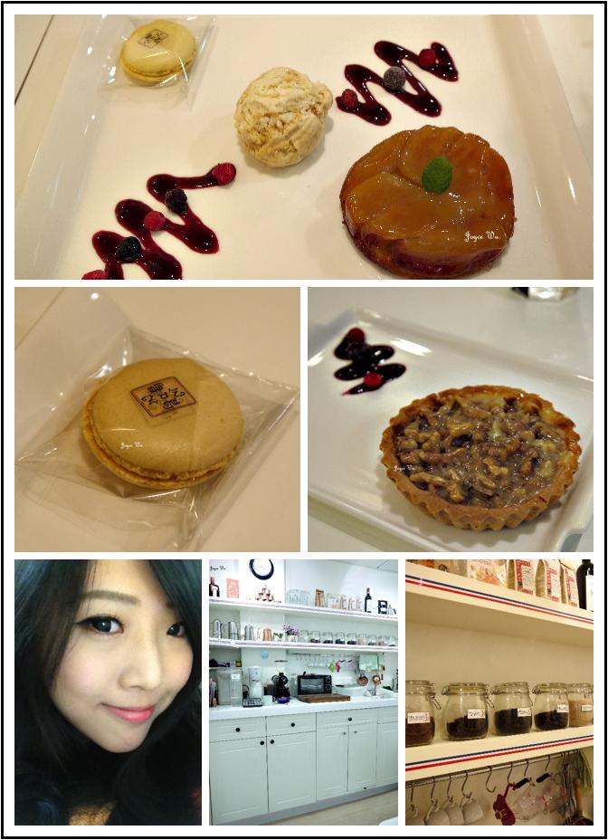 """[法式。甜點] ♥MAISON GOURMANDE """"吃吃喝喝"""" 隱身在西湖市場中的平價傳統法式傳統手工小點(內湖)♥ JoyceWu。食記"""
