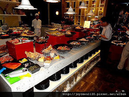 [buffet。吃到飽] W Hotel ♥ The Kitchen Table(信義) ♥ JoyceWu。食記