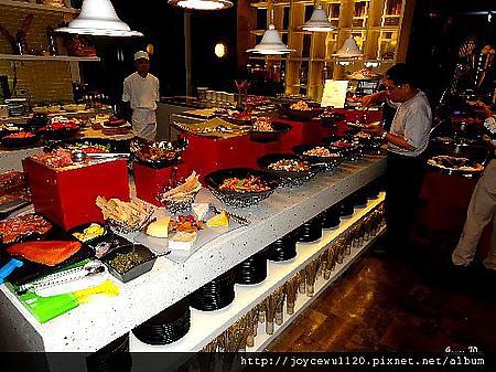 [buffet。吃到飽] W Hotel ♥ The Kitchen Table(信義) ♥ JoyceWu。食記