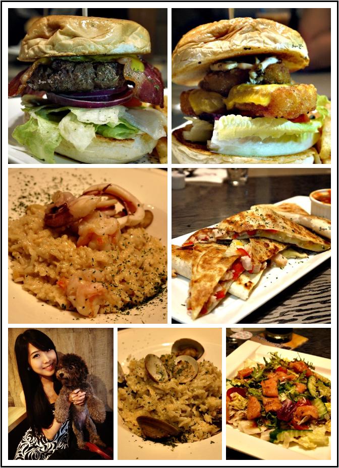 [美式] e.181 Kitchen&Bar 同學會好所在  漢堡 義大利麵 燉飯 排餐 薄餅 調酒 (東區茶街)三訪 ♥ JoyceWu。食記