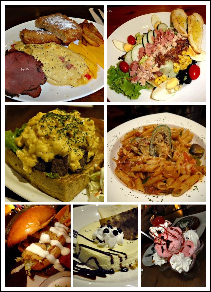 [cafe。綜合式] ♥超人氣♥ Second Floor Cafe 貳樓餐廳 滿足每個人的胃  推薦超豐富MENU&起士司蛋糕 N訪♥ JoyceWu。食記