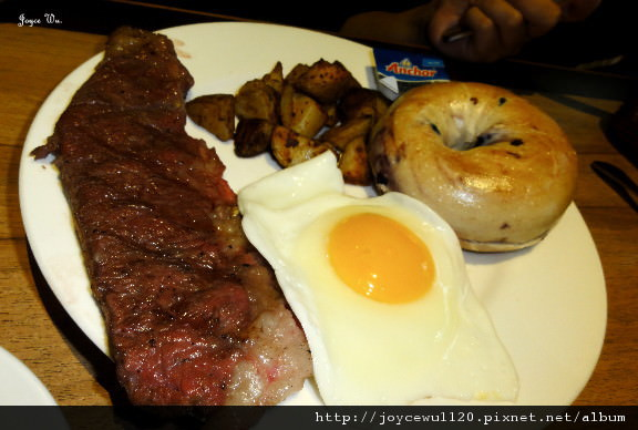 [cafe] ♥ N.Y. BAGELS CAFE (仁愛店)/N訪 ♥ JoyceWu。食記