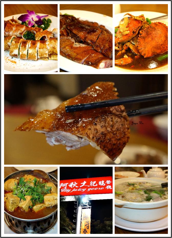 """[中式] """"阿秋大肥鵝"""" Big juicygoose – 台中超人氣美食餐廳  海鮮餐廳  吃一次就能知道為什麼天天爆滿 CP值也太高 (朝富路 旗艦店) ♥ JoyceWu。食記"""